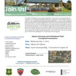5/11: Dayton Greenway Meeting Learn about the Conceptual Greenway Design