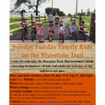 6/19: Sunday Funday Ride on the Bluestone Trail
