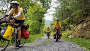 Legalize bikes on Shenandoah National Park dirt roads