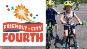 7/4: Volunteers Needed for Bicycles at Friendly City Fourth