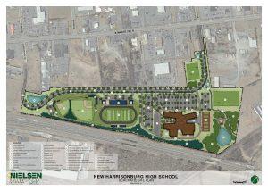 Connecting Harrisonburg High School 2 for Walking-Biking