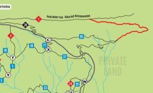 Finish Line is Near Massanutten Trail Work for 2019