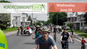 Great Community Give - Wednesday, June 24
