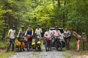 Photos From Shenandoah National Park Bicycle Camping Trip